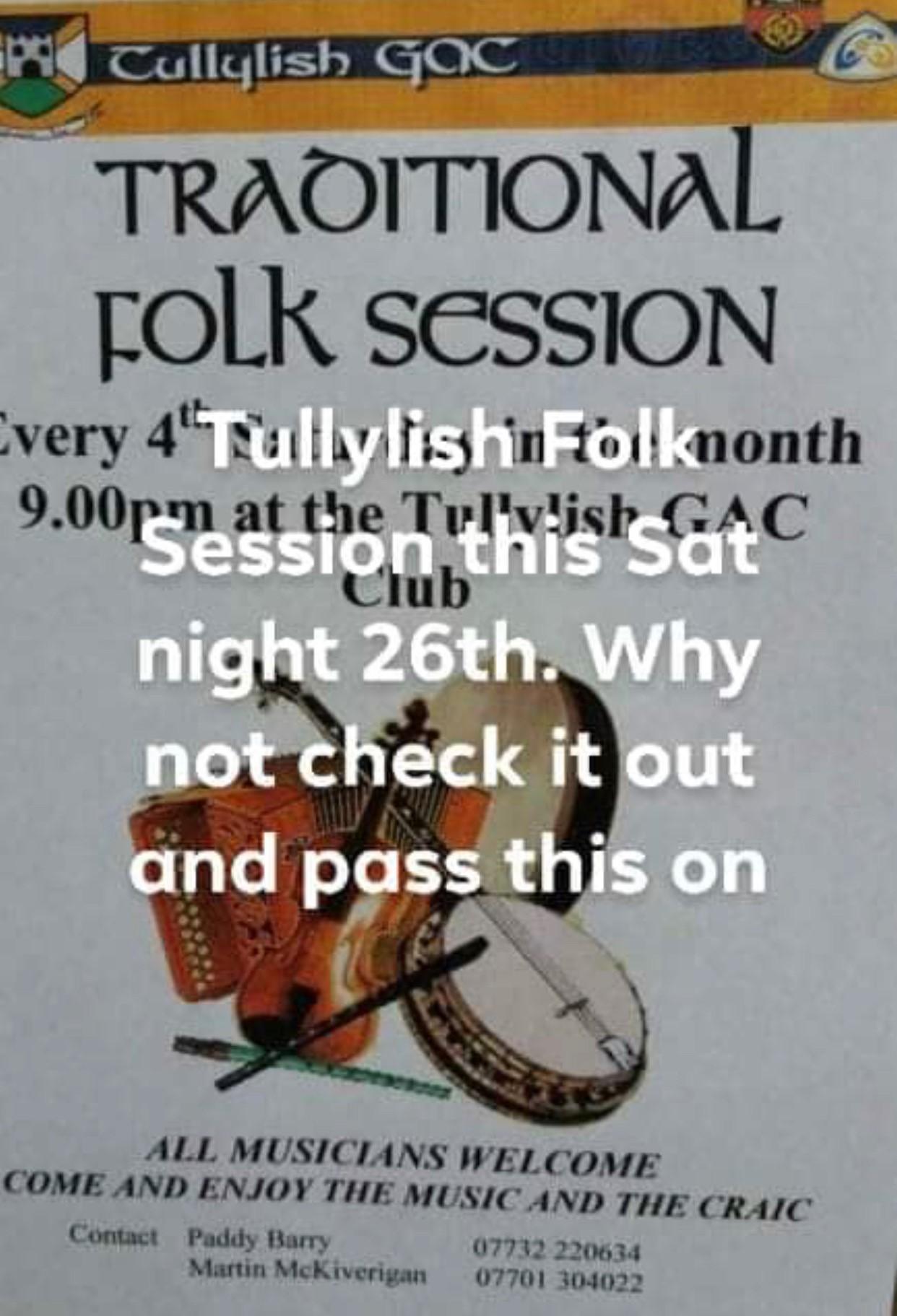 Traditional Folk Night